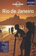 Lonely Planet Rio de Janeiro (Travel Guide)-ExLibrary