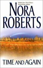 Time and Again : Time Was Times Change by Nora Roberts (2001, Paperback)