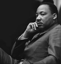 Martin Luther King (Profile )24 X 36 Poster