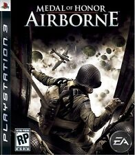 New Medal of Honor Airborne (PS3, Playstation 3)