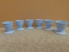 KAYSER EGG CUPS  VINTAGE  GERMANY  EGG HOLDERS  BREAKFAST  DAIRY