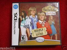 Zack and Cody the Suite Life for Nintendo DS DSI 2DS NDS & 3DS