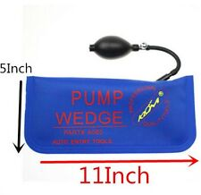 Great Big Air Pump Wedge Blue Locksmith Tools Car Door Opener Auto Entry Lockout