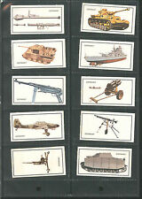 Battle Picture Weekly - Weapons of World War 11 (Germany) - Complete Set