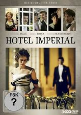 HOTEL IMPERIAL - DIE KOMPLETTE SERIE  3 DVD NEU ANDREA BOSCA/UGO DIGHERO/+