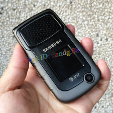 Samsung A847 Rugby II Mobile Cell Phone 3G GSM Quadband Original Un-locked Black