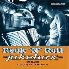 Rock N Roll Jukebox [Remastered] by Various Artists (CD, Oct-2013, Play 24-7)