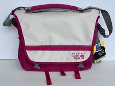 "Mountain Hard Wear Pink Hilo Messenger Bag - Reg Size - New - Carries 15"" Laptop"