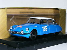 Vitesse L102 Citroen DS 19 Winner 1966 Monte Carlo Rally #195 LTD ED 1/43