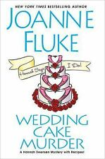 Wedding Cake Murder - 2016- Free Shipping- Hardcover-Brand New-Unread-