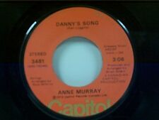 """ANNE MURRAY """"DANNY'S SONG / DROWN ME"""" 45"""
