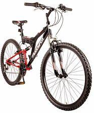 Muddy Fox bicicleta de montaña 26 pulgadas bicicleta MTB Bike rueda Shimano-nuevo-negro rojo