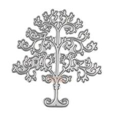 Metal Tree Cutting Dies in Scrapbooking Embossing Folder Album Card Diary Crafts
