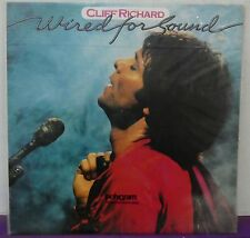 CLIFF RICHARD Wired For Sound ~ SEALED LP Shadows AUSTRALIAN EMI Orig NO BARCODE