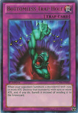 Yugioh: 1x Bottomless Trap Hole - LCYW-EN181 - Ultra Rare - Unlimited Edition -
