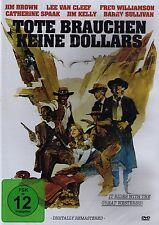 DVD NEU/OVP - Tote brauchen keine Dollars - Jim Brown, Lee van Cleef & Jim Kelly