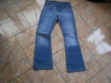 H1545 LEVIS 529 Jeans w29 bleue sans motif
