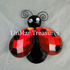 Ganz Crystal Expressions Lucky Ladybug Sun Catcher Ornament