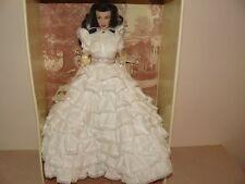 Franklin Mint Scarlett O Hara Love Of Tara Vinyl Doll With COA