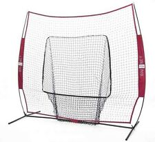 BowNet Big Mouth Extra/Replacement Net-Maroon BOWBM-R-MAROON Baseball Net NEW