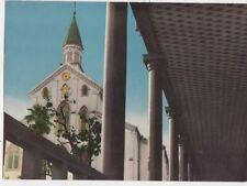 Oura Catholic Church Nagasaki Japan Postcard 032b