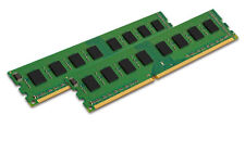 4GB 2x 2GB DDR2 800MHz PC2-6400 DESKTOP Memory RAM Non ECC 800 Low Density uDimm