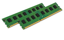 4GB 2x 2GB DDR2 533MHz PC2-4200 DESKTOP Memory RAM Non ECC 533 Low Density SDRAM
