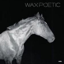 On a Ride by Wax Poetic (CD, Sep-2012, Nublu Records)