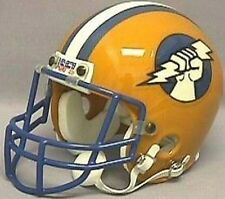 Oakland Invaders USFL United States Football League Team Authentic Mini Helmet