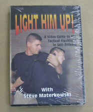 LIGHT HIM UP! A Video Guide to the Tactical Flashlight in Self-Defense DVD
