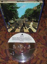 Reel to Reel BEATLES-Abbey Road- 4 Trk. 7 1/2 IPS APPLE L 383 1969