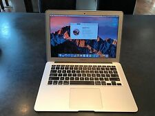 Apple MacBook Air 13-inch Laptop 1.6GHz Core i5,4GB RAM,128GB SSD, early 2015