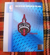 Official 2016 NBA All Star Game Toronto Raptors small tower patch