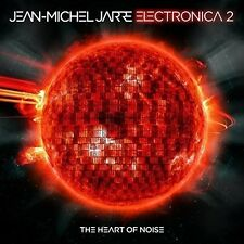 JEAN-MICHEL JARRE - ELECTRONICA 2: THE HEART OF NOISE 2 VINYL LP NEU