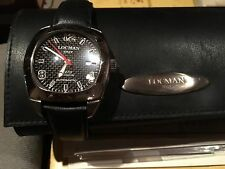 LOCMAN AUTOMATIC 1970 TITANIUM SWISS MADE BIG SIZE + BOX