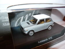 voiture1/43 STARLINE models : AUTOBIANCHI A112 grise