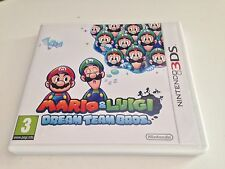 NINTENDO 3DS GAME - MARIO & LUIGI DREAM TEAM BROS
