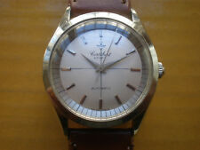 Vintage SWISS CORTEBERT 21 Jewels Automatic Men's Watch