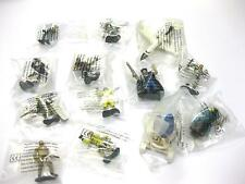 13 x MICRO MACHINES JOHNNY QUEST RARE FIGURES PLANE COLLECTABLE NEW BAGGED 90s