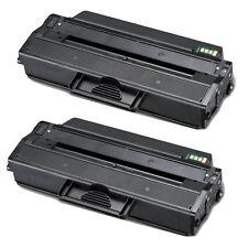 2PK Samsung MLT-D103L Toner for ML2950ND ML2955DW SCX4728FD SCX4729FD SCX4729FW