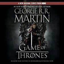 George R R Martin A Game of Thrones: A Song of Ice and Fire AudioBook  M4B