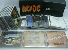 AC/DC Complete Albums Box Set CD Collection Collectable Factory Sealed NEW