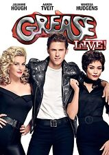 GREASE LIVE ! (Vanessa Hudgens)  -  DVD - REGION 1 - Sealed