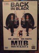 Back In Black Men In Black II 2 DVD