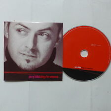 CD  4 titres Promo PERRY BLAKE Songs for someone NV 800672