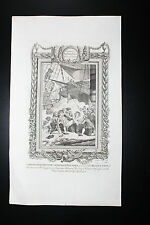 Raymond's History of England - Lord Robert Manners - Copper Engraving - c1783