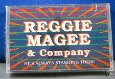 Reggie Magee & Company He's Always Standing There CASSETTE TAPE NEW!