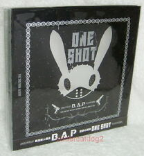 "B.A.P Mini Album Vol. 2 One Shot Taiwan CD+""4-trk"" DVD+52P+""one card"" (BAP)"