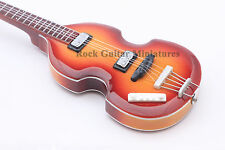 RGM084 Paul McCartney Beatles Violin Bass Miniature Guitar