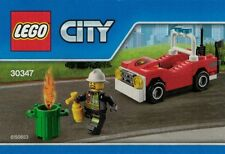 Lego 30347 Fire Car New & Sealed (MISP)
